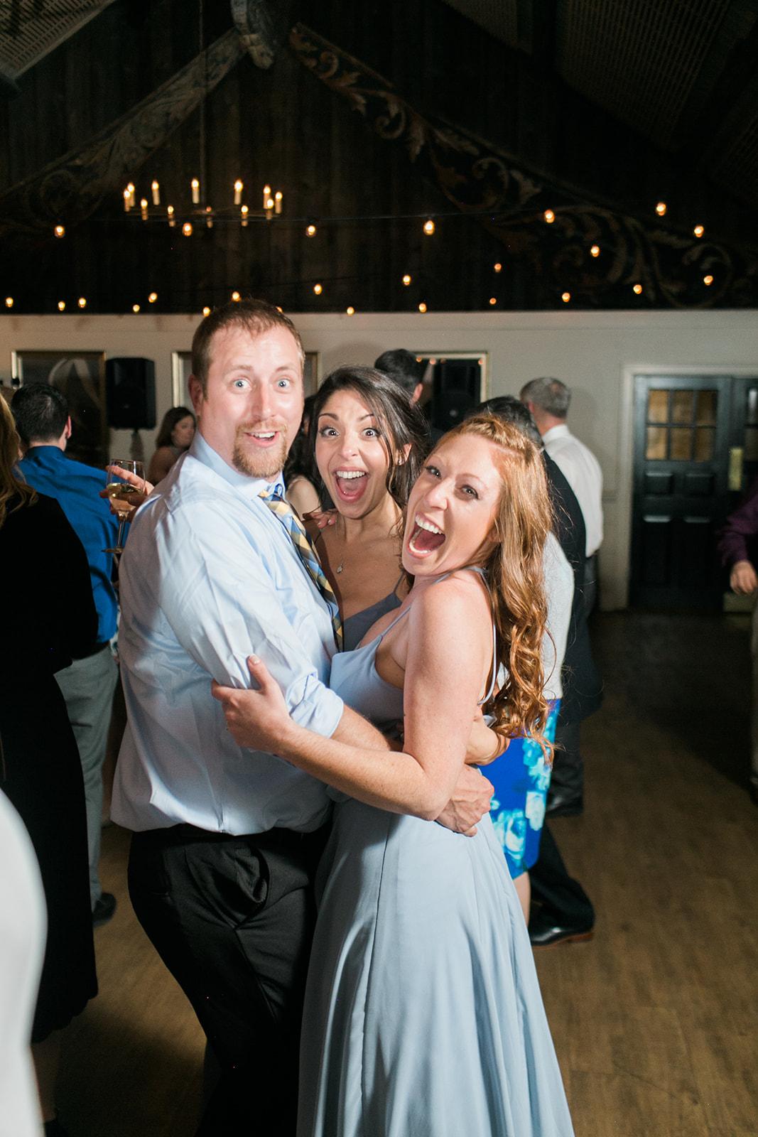 Fun Wedding Couple