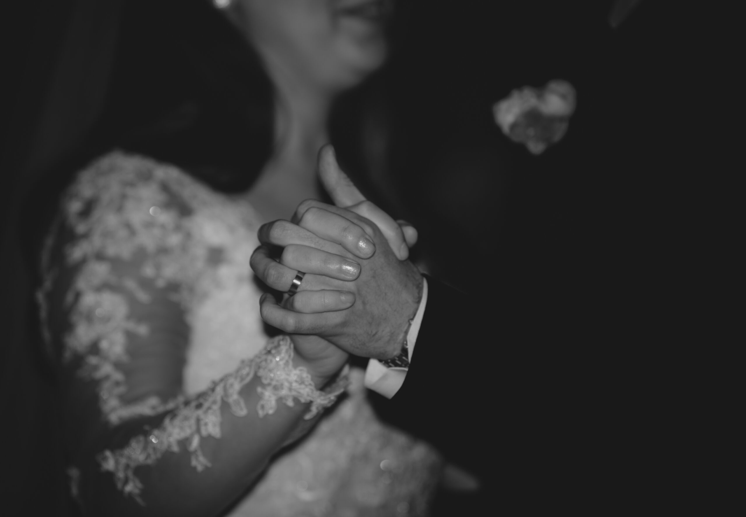 New-Years-Eve-Wedding-First-Dance-Ring-Hands