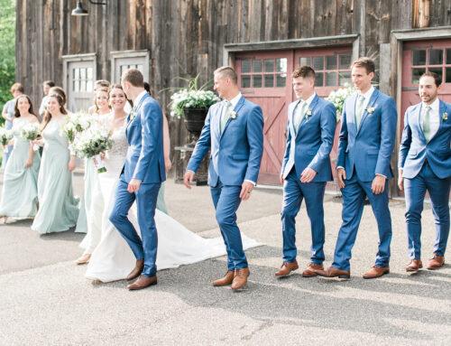Open Air Wedding at Lion Rock Farm